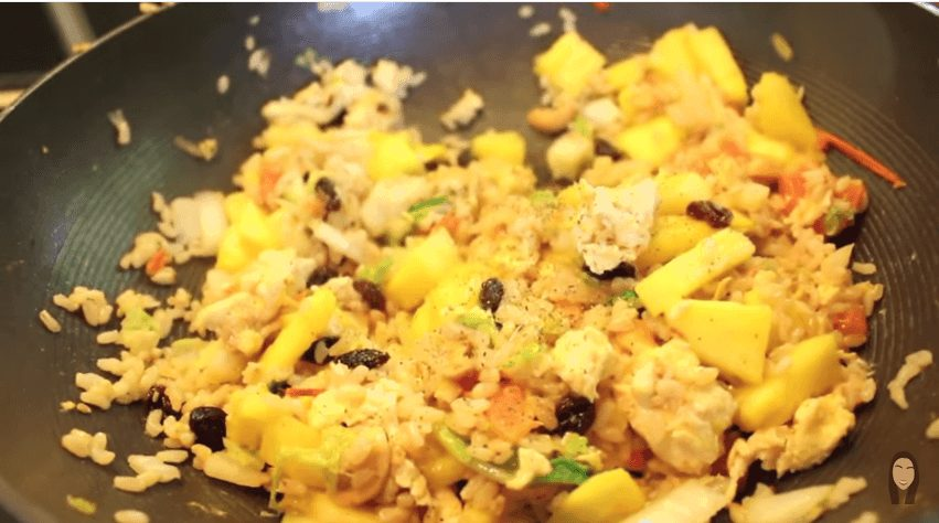 Pineapple Fried Rice   Healthy Dinners